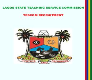 Lagos Tescom Teachers Recruitment