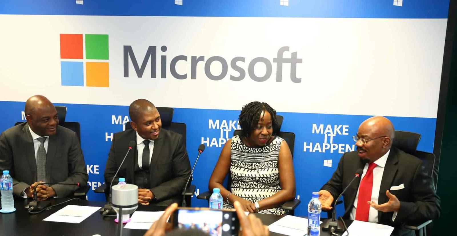 Latest Job Vacancies at Microsoft Nigeria 1