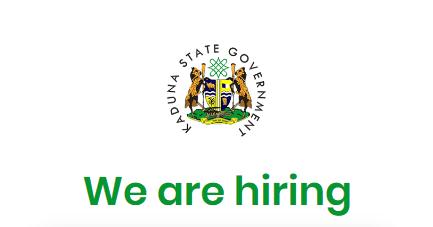 Kaduna State Recruitment Application
